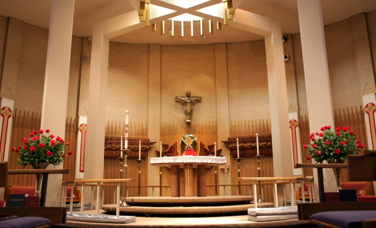 St.johns interior view